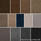 Country Heathers Carpet STAIN RESISTANT Quality Action Hessian Style Back CHEAP
