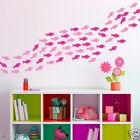 School of Fish in 2 colour ways Removable wall stickers for Kids room / Nursery