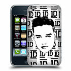 OFFICIAL ONE DIRECTION 1D GRAPHIC FACES LIAM HARD BACK CASE FOR APPLE iPHONE 3GS