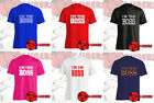 I'M THE BOSS Best Selling Funny Printed T-Shirts