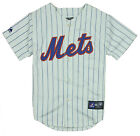 Majestic MLB Youth New York Mets Home Replica Jersey, White