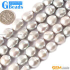 11-12x12-14mm Freeform Natural Freshwater Jewelry Making Necklace Pearl Beads