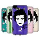 OFFICIAL 1D GRAPHIC FACES HARRY SOFT GEL CASE FOR SAMSUNG GALAXY S ADVANCE I9070