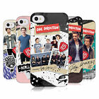 OFFICIAL ONE DIRECTION 1D FAN ART DESIGNS SOFT GEL CASE FOR APPLE iPHONE 4S