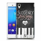 HEAD CASE DESIGNS MOONSTRUCK AND BEWILDERED CASE FOR SONY XPERIA M4 AQUA