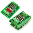 Slim 4 SPST-NO 5A Power Relay Module, PA1a 5V 12V 24V Version to Choose.