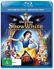 Snow White And The Seven Dwarfs = NEW Blu-Ray