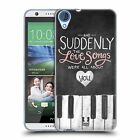 HEAD CASE MOONSTRUCK AND BEWILDERED SOFT GEL CASE FOR HTC DESIRE 820
