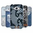 HEAD CASE JEANS AND LACES SOFT GEL CASE FOR SAMSUNG GALAXY J1