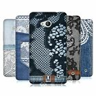 HEAD CASE JEANS AND LACES SOFT GEL CASE FOR MICROSOFT LUMIA 640