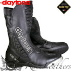 DAYTONA STRIVE GTX GORETEX WATERPROOF MOTORCYCLE MOTORBIKE BIKE SPORTS BOOTS