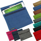 "SOFT UNIVERSAL TRAVEL POUCH SLEEVE CASE BAG FOR 6"" / 7"" / 8"" PC TABLET EREADER"