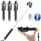 NEW Extendable Handheld Selfie Self Portrait Stick Monopod For Cell phone Camera