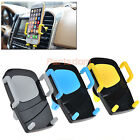 360 Degree Car Air Vent Holder Mount Stand Cradle Dock For iPhone6 Plus S6 Edge