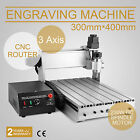 CNC 3040T Router Engraver Engraving Drilling Milling Machine 3 Axis Motors