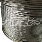 3mm WIRE ROPE (7 x 19) A4 MARINE GRADE STAINLESS STEEL ROPE HALYARD FLEXIBLE