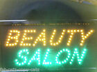 QUALITY BRIGHT SHOP NEON DISPLAY FLASHING BEAUTY SALON NAILS LED SIGN UKSELLER