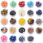 Wholesale! Mixedcolor 4-12mm Gemstone Round Loose Beads Agate Jewelry Making