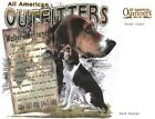 WALKER COONHOUND, Dog,  All American,  New T-Shirt