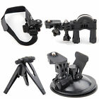 EEEKit for 1/4 Tripod Socket Action Sports Camera,Helmet/Bike/Tripod/Car Mount