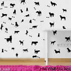 Doggies & Bone Removable wall stickers Vinyl decal kids room or nursery