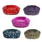 LOVELY KENNEL WARM PUPPY KITTEN DOG CAT PET BASKET PAD FURNITURE BED MAT CUSHION
