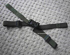 BRITISH ARMY SURPLUS NEW & NYLON USED OLIVE GREEN RUCKSACK BERGEN STERNUM STRAPS