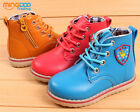 New baby boys girls martin boots toddler little kids snow boot toddler shoes