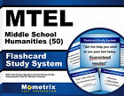 MTEL Middle School Humanities (50) Flashcard Study System