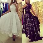 Fashion Womens Long Formal Prom Dress Cocktail Party Ball Gown Evening Dress W26