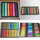 36 Color Non-toxic Temporary Hair Chalk Dye Soft Pastel Salon Kit Show Party
