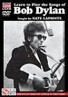 Nate LaPointe: Learn to Play the Songs of Bob Dylan DVD Region 1, NTSC