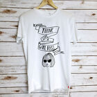 GIRL BOSS Tshirt - Think Like A Boss Slogan Tee - Unisex Tshirt - Tumblr Quote