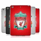OFFICIAL LIVERPOOL FC LFC CREST 2 SOFT GEL CASE FOR APPLE iPAD