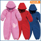 Regatta Kids Padded Waterproof All In One Snow Rain Suit Nursery Trip Camping