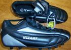 Soccer Cleats Black Gray Vizari Victory Youth size 2.5 New