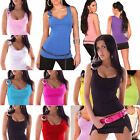 TOP WOMAN TOP SEXY T-SHIRT COL WATERFALL CURL ARGENTEE FASHION T.36/38 S/M