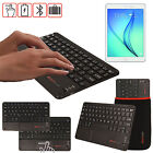 """Slim Wireless Bluetooth UK Keyboard with Touchpad for Samsung Galaxy Tab S2 8.0"""""""