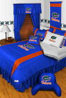 Florida Gators Comforter Sham Bedskirt Pillowcase & Valance Twin to King Size