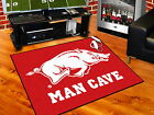Arkansas Razorbacks Man Cave Area Rug Choose from 4 Sizes Tailgate