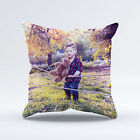 Your Photo Picture On To A Throw Pillow Cushion And Cover Personalised Gift