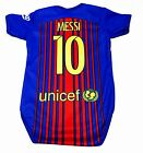 BARCELONA BARCA MESSI BABY TODDLER, YOUTH & ADULT CUSTOM AVAILABLE VERY FAST