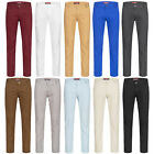 Rock Creek Herren Chino Stoff Hose Regular Fit Designer Chinohose RC-2083