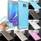 Matte/Clear Soft TPU Gel Silicone Case Cover Skin For Samsung Galaxy Note 5 N920