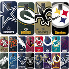 Official NFL Rugged Slim Fit Protective Fan Case Cover for Samsung Galaxy S 5 S5