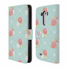 Head Case Designs French Country Patterns Leather Book Case For Lg Phones 1