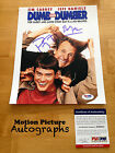 PETER BOBBY FARRELLY SIGNED 8X10 PHOTO PSA DNA COA DUMB & DUMBER BROTHERS