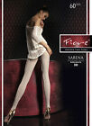 Beautiful Opaque 3D Patterned Seam 60 Denier Tights Seamed Tights