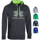 UNDER ARMOUR 1259931 CG Loose Storm Rival Graphic Hoody Sweatshirt