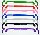 Wrapz Sunglasses Glasses Silicone Strap & Temple Hooks Sports Tight Hold